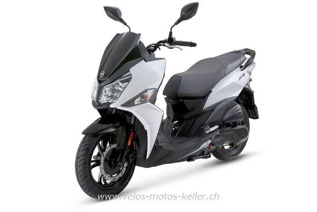 Motorrad kaufen SYM Jet 14 125 Neufahrzeug