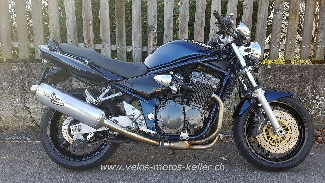 Motorrad kaufen SUZUKI GSF 1200 Bandit Occasion