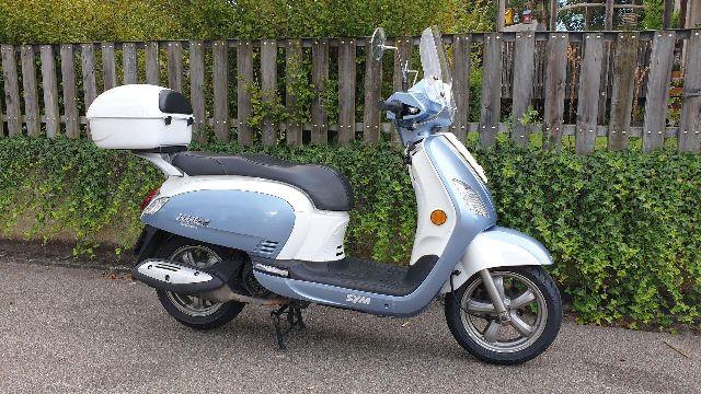 Motorrad kaufen SYM Fiddle 125 III Occasion