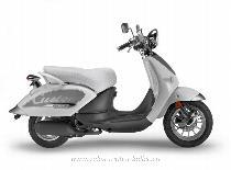 Motorrad kaufen Neufahrzeug APRILIA Mojito 50 (roller)