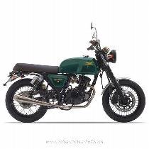 Acheter une moto neuve MASH Black Seven 125 (retro)