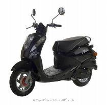 Töff kaufen SYM Mio 100 Roller