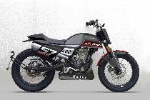 Motorrad kaufen Neufahrzeug MONDIAL Flat Track 125 (retro)