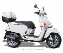 Motorrad kaufen Neufahrzeug KYMCO Like 50 (roller)