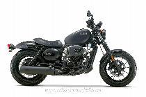 Motorrad kaufen Neufahrzeug HYOSUNG GV 300 S (custom)