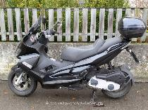 Motorrad kaufen Occasion GILERA Nexus 250 (roller)