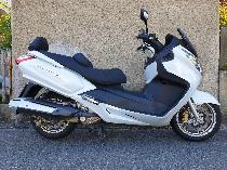 Motorrad kaufen Occasion SYM Maxsym 600 i (roller)