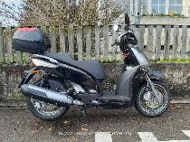 Motorrad kaufen Occasion KYMCO People GTI 300 ABS (roller)