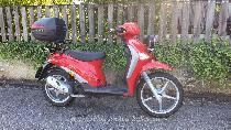 Acheter une moto Occasions PIAGGIO Liberty 50 ECO (scooter)