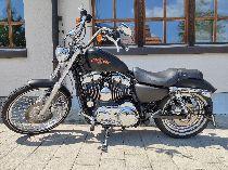 Motorrad kaufen Occasion HARLEY-DAVIDSON XL 1200 V Sportster Seventy-Two (custom)
