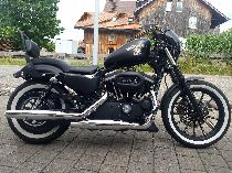 Motorrad kaufen Occasion HARLEY-DAVIDSON XL 883 N Iron 25kW (custom)