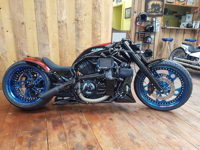 Motorrad kaufen HARLEY-DAVIDSON Spezial WCS NLC Rod One Neufahrzeug