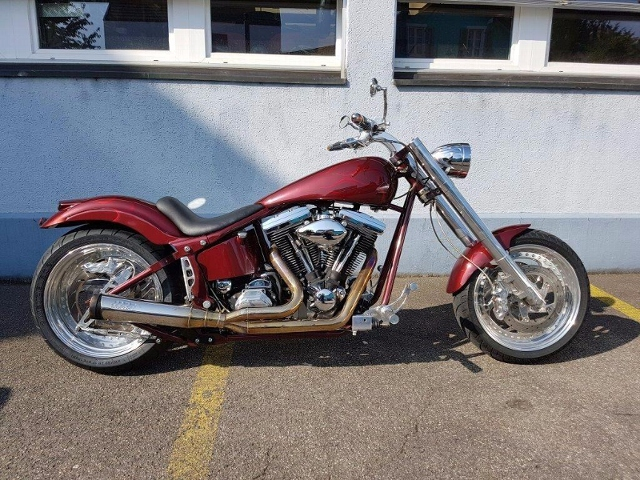 Motorrad kaufen HPU Alle GCP Hurricane Occasion