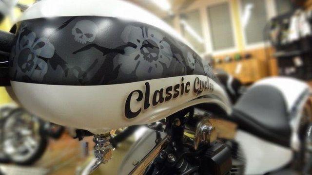 Motorrad kaufen CLASSIC CYCLES Chopper 1801 Neufahrzeug