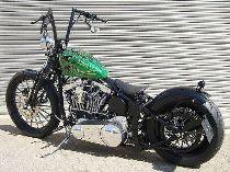 Motorrad kaufen Occasion HARLEY-DAVIDSON Spezial (custom)
