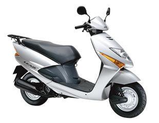 Motorrad kaufen HONDA SCV 100 Lead Neufahrzeug