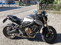 Motorrad kaufen Occasion HONDA CB 650 RA (naked)