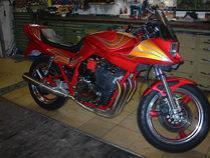 Motorrad kaufen Oldtimer SUZUKI Katana 1100 Spezial