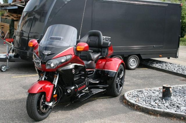 Motorrad kaufen HONDA GL 1800 Gold Wing ABS Luxury Edition Occasion