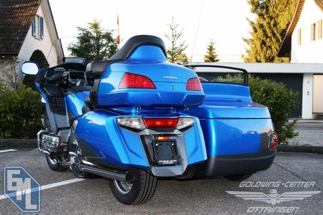 Motorrad kaufen EML Gespann GL1800 GT2001 Vorführmodell