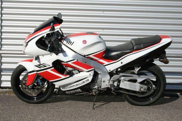 Motorrad kaufen YAMAHA YZF 1000 R Thunderace Occasion