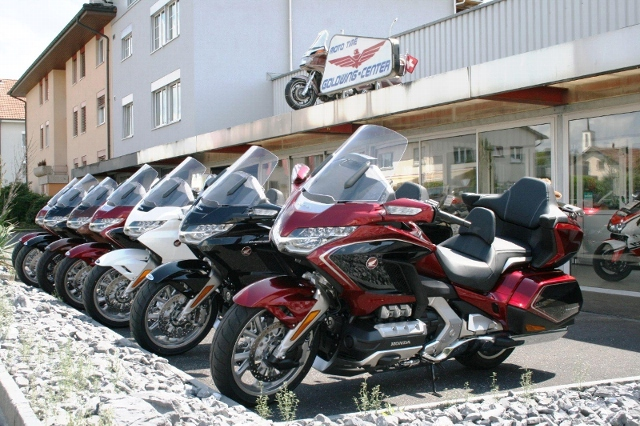 Motorrad kaufen HONDA GL 1800 Gold Wing DCT Occasion