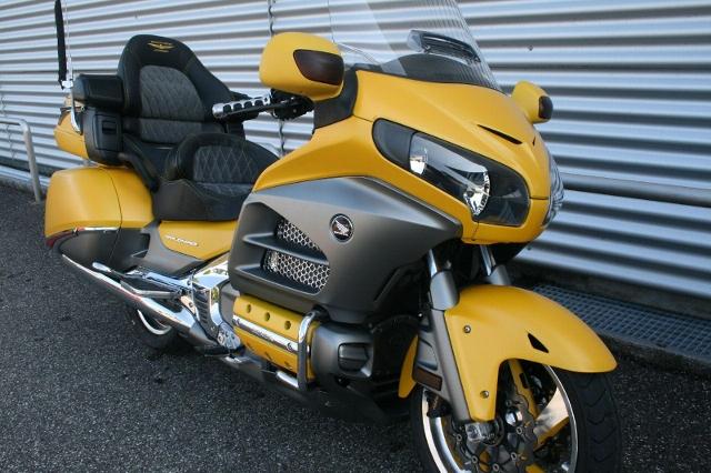 Motorrad kaufen HONDA GL 1800 Gold Wing ABS Luxury Edition Airbag Occasion