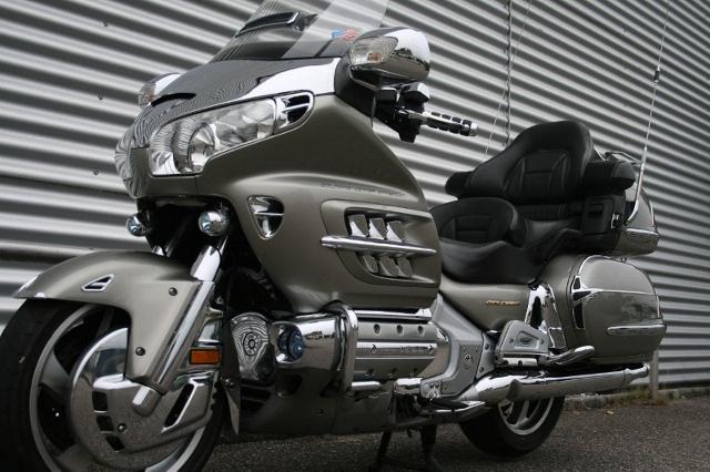 Motorrad kaufen HONDA GL 1800 Gold Wing ABS Occasion