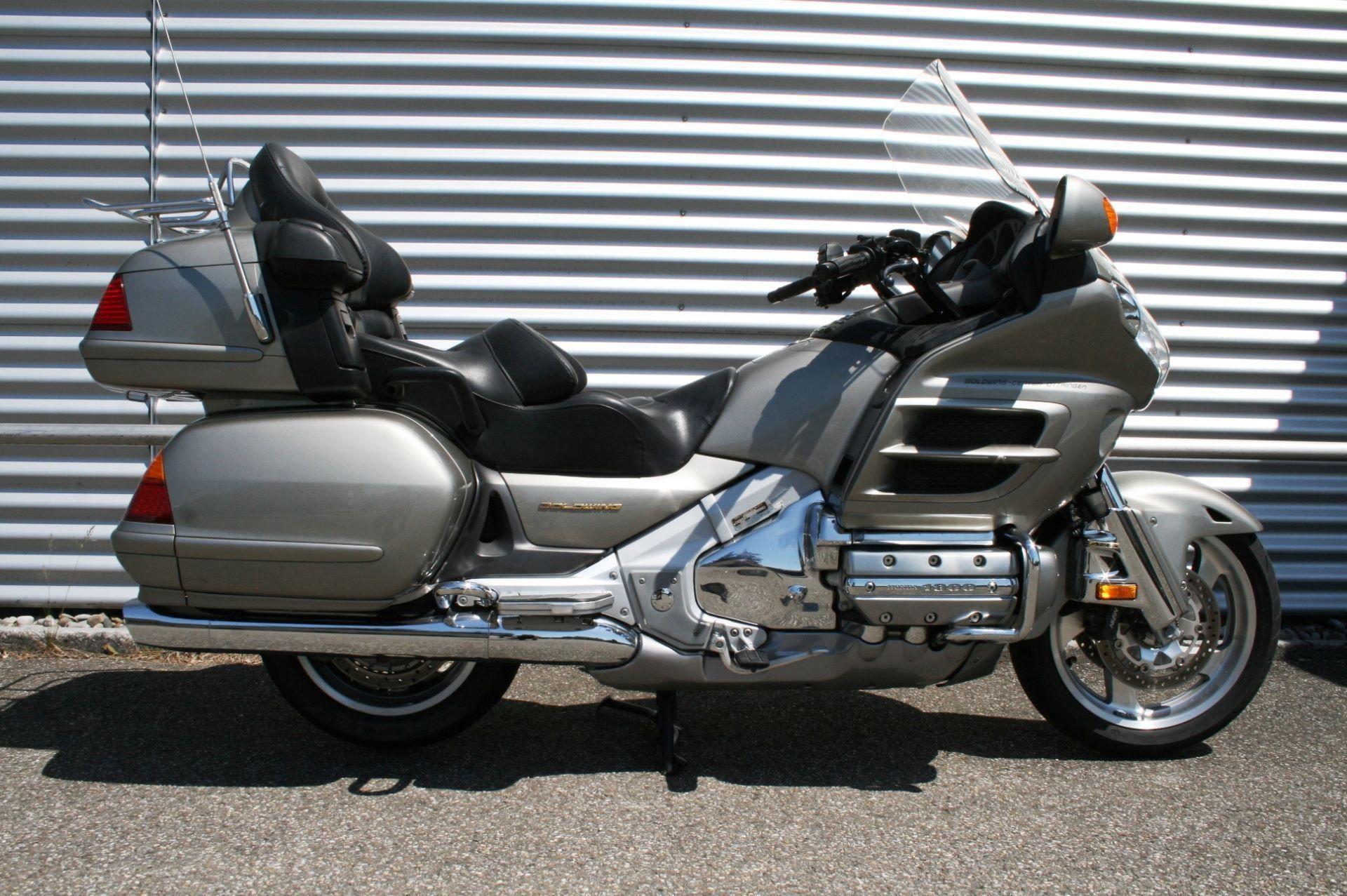 motorrad occasion kaufen honda gl 1800 gold wing abs