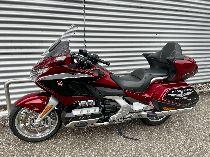 Motorrad kaufen Occasion HONDA GL 1800 Gold Wing Tour DA (touring)
