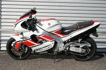 Motorrad kaufen Occasion YAMAHA YZF 1000 R Thunderace (sport)