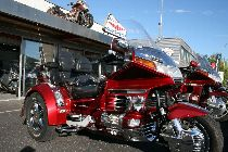Motorrad kaufen Occasion HONDA GL 1500 Gold Wing SE (trike)
