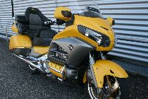 Töff kaufen HONDA GL 1800 Gold Wing ABS Luxury Edition Airbag Touring