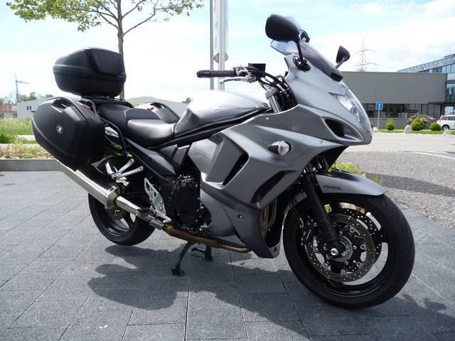 Motorrad kaufen SUZUKI GSX 1250 FA Touring Occasion