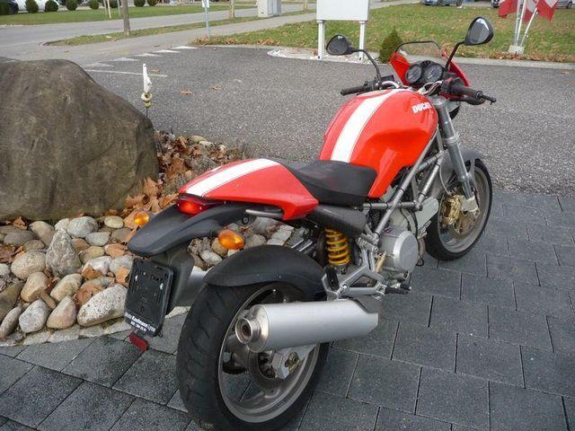 Motorrad kaufen DUCATI 620 I.E. Monster Capirex Neufahrzeug