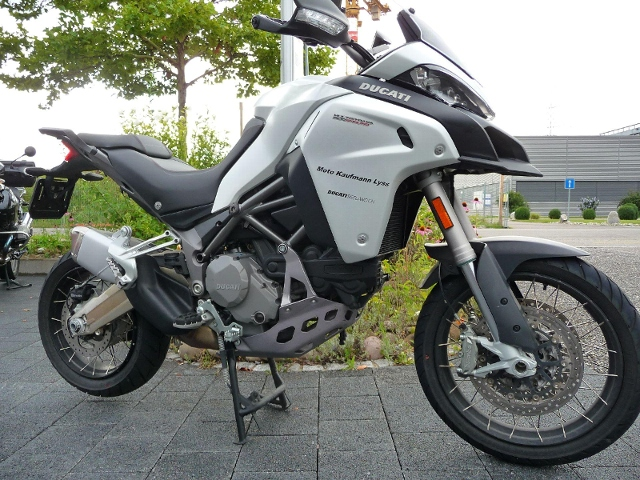 Motorrad kaufen DUCATI 1200 Multistrada Enduro ABS Occasion