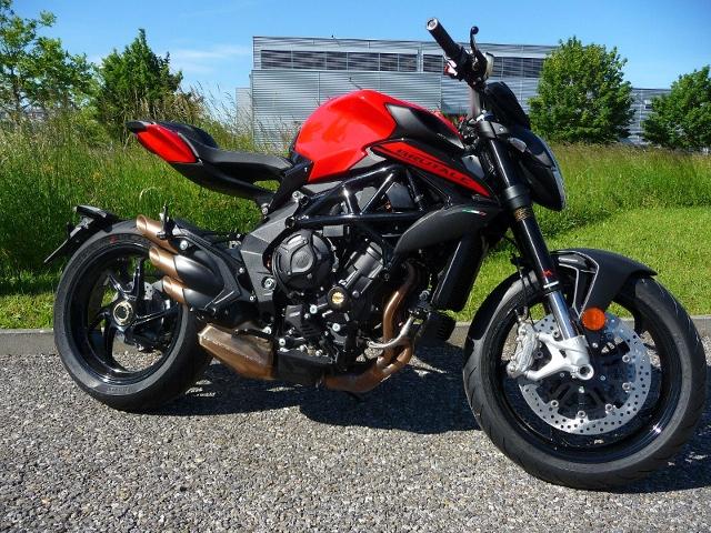 Motorrad kaufen MV AGUSTA Brutale 800 ROSSO Neufahrzeug
