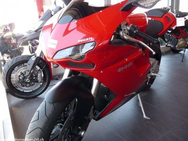 Motorrad kaufen DUCATI 848 Superbike Vorjahresmodell