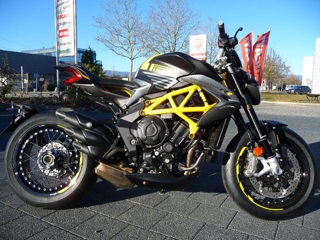 Motorrad kaufen MV AGUSTA Brutale 800 Dragster RR PIRELLI  Limited Neufahrzeug