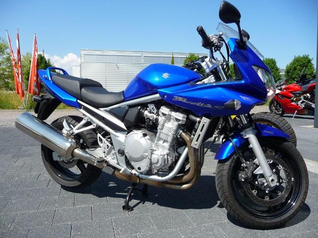 Motorrad kaufen SUZUKI GSF 650 SUA Bandit ABS Occasion