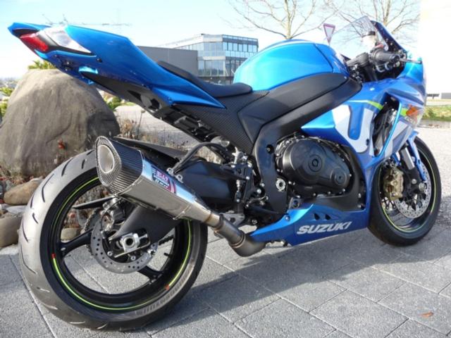 Motorrad kaufen SUZUKI GSX-R 1000 Moto GP Neufahrzeug