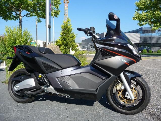 Motorrad kaufen APRILIA SRV 850 ABS / TC Occasion
