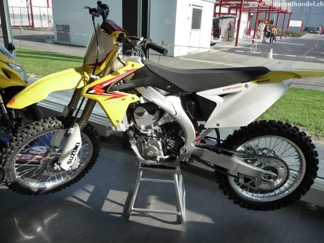 Motorrad kaufen SUZUKI Cross RMZ 450,  2010 Vorführmodell