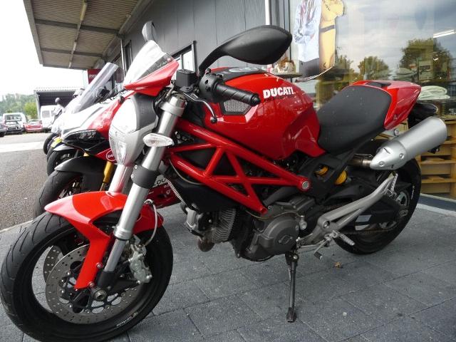 Motorrad kaufen DUCATI 696 Monster Occasion
