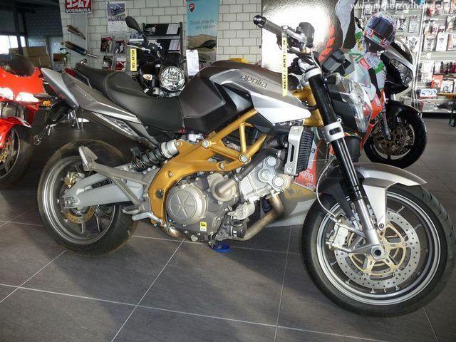 Motorrad kaufen APRILIA Shiver 750 Vorjahresmodell