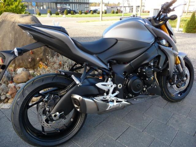 Motorrad kaufen SUZUKI GSX-S 1000 ABS Neufahrzeug