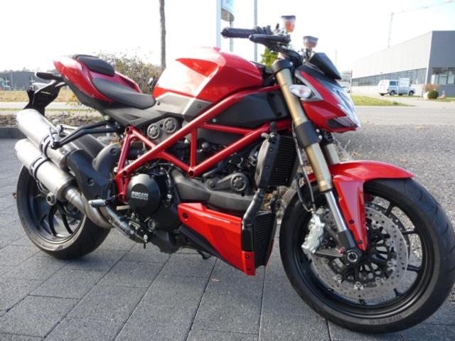 Motorrad kaufen DUCATI 848 Streetfighter Neufahrzeug