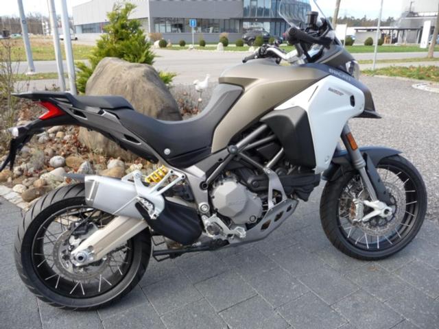 Motorrad kaufen DUCATI 1200 Multistrada Enduro ABS Neufahrzeug