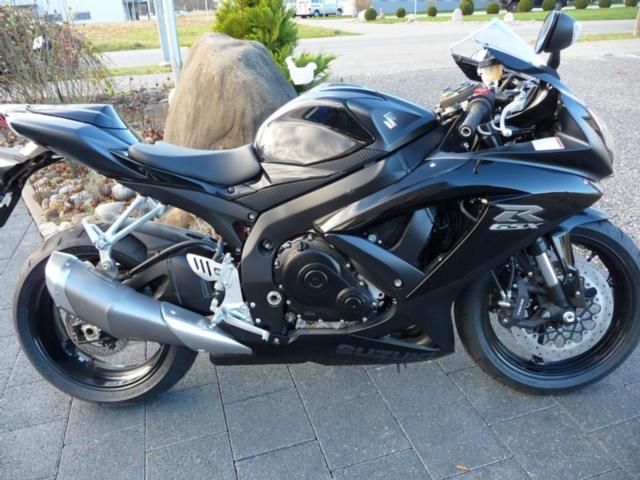 Motorrad kaufen SUZUKI GSX-R 750 Neufahrzeug