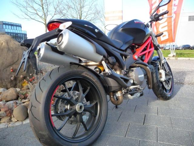 Motorrad kaufen DUCATI 796 Monster Neufahrzeug